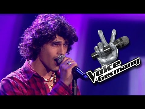 The Things We Lost In The Fire - Dany Fernandez Peralta | The Voice | Blind Audition 2014