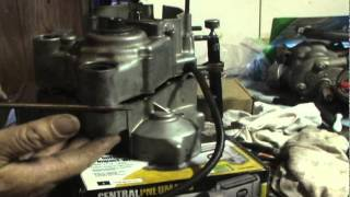 5. '06 Honda CR85R Engine Disassembly