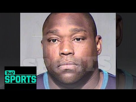 Warren Sapp — Arrested For Soliciting Prostitute (Update)
