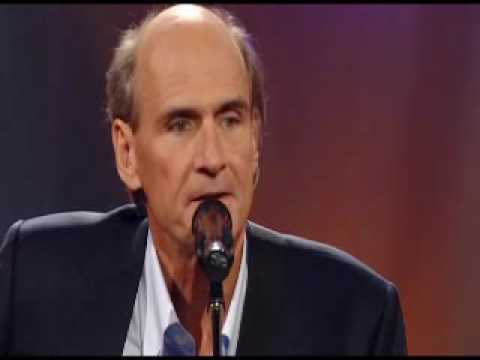 """Carolina in My Mind"" – James Taylor on Star Académie"