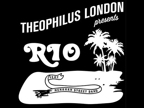 Theophilus London ft. Menahan Street Band
