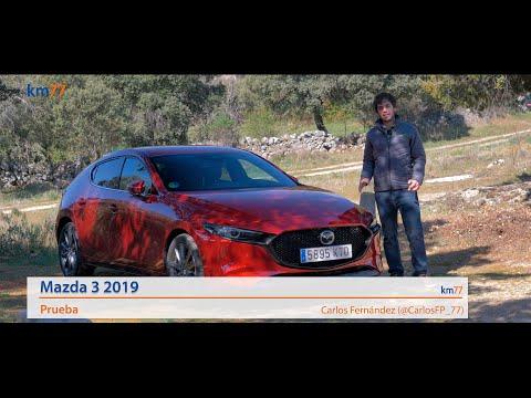 Modelos de uñas - Mazda 3 2019 - Prueba (test)  km77.com