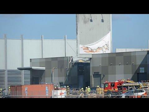 Αυστραλία: Μικρό αεροσκάφος συνετρίβη σε εμπορικό κέντρο – Πέντε νεκροί