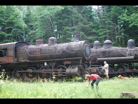 Eagle Lake & West Branch Railroad and Eagle Lake Tramway