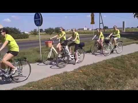 Wideo: V Rajd Rowerowy im.  Zdzis�awa Adamczaka (grupa z Krzemieniewa)