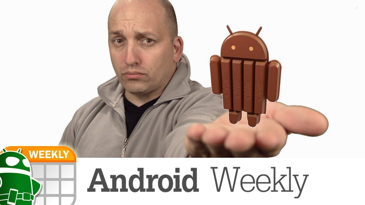 Android 4.4 update bonanza! Galaxy S5 64 bit? CyanogenMod Phone and more – Android Weekly!