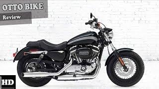 8. MUST WATCH !!!2018 Harley Davidson 1200 Custom SPEC & PRICE
