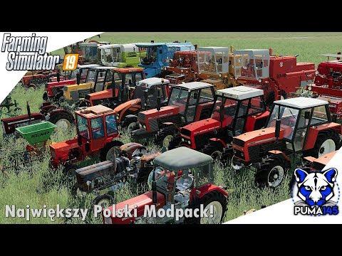 Modpack Polskich Maszyn v1.0.0.0