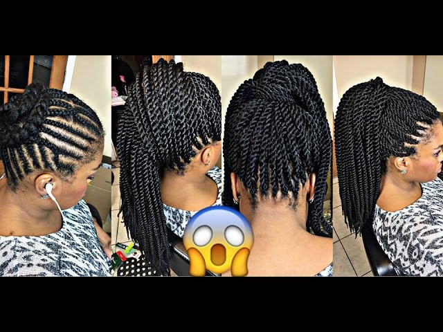 Crochet Hair Rope Twist : Crochet Braids Rope Twist