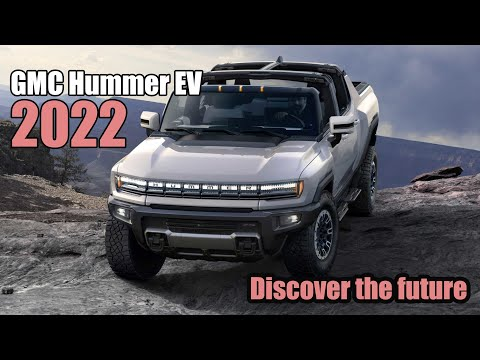 All Electric HUMMER EV 2022?! - Everything you need to know!#2022GMC#HummerEV