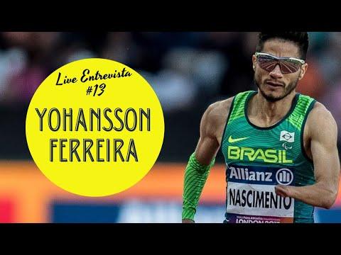 Live Entrevista #13 Yohansson Ferreira