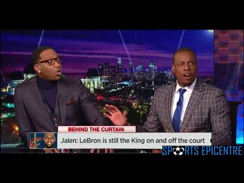 Paul Pierce Agrees With Jalen Rose That Lebron James Is The King