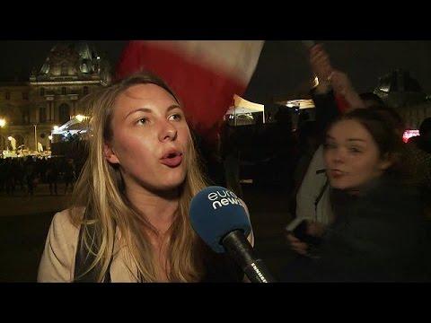 Ενθουσιασμός στις τάξεις των υποστηρικτών του Εμανουέλ Μακρόν