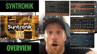 Download Lagu IK Multimedia Syntronik Overview - GUI Review Mp3