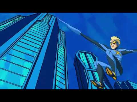 Stretch Armstrong And The Flex Fighters Intro