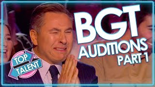 Video Britain's Got Talent 2019 | Part 1 | Auditions | Top Talent MP3, 3GP, MP4, WEBM, AVI, FLV Juni 2019