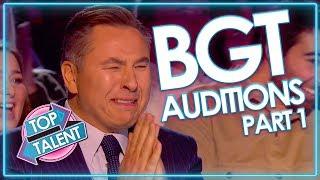 Video Britain's Got Talent 2019 | Part 1 | Auditions | Top Talent MP3, 3GP, MP4, WEBM, AVI, FLV Juli 2019