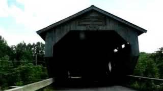 Jeffersonville (VT) United States  city photo : Jeffersonville, Vermont Covered Bridge