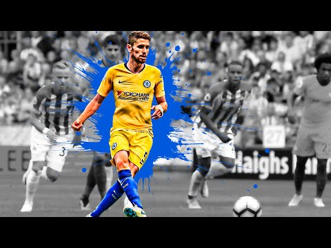 Jorginho's first month at Chelsea// Skills, Goals and Tackles// HD
