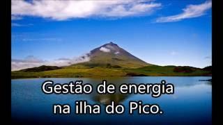Gestão da Energia na ilha do Pico