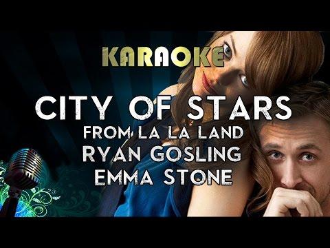 , title : 'City of Stars (Karaoke Instrumental Lyrics) Ryan Gosling & Emma Stone - From La La Land'