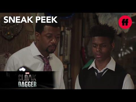 Marvel's Cloak & Dagger | Season 1, Episode 4 Sneak Peek: Has Tyrone Found His Cloak? | Freeform