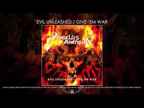 ANGELUS APATRIDA - Give 'Em War (OFFICIAL ALBUM TRACK)