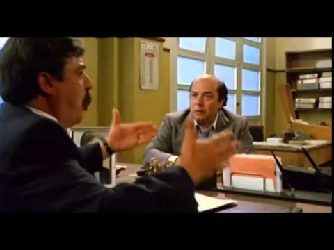 lino banfi - quello è potente, potentissimo commissario.