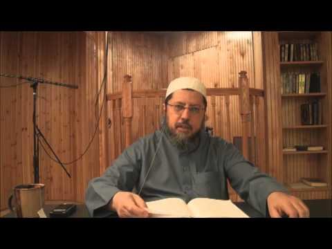 شرح كتاب فقه السنة 9 / 12 / 2013