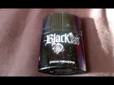 Paco Rabanne Black XS mens Fragrance (Review)