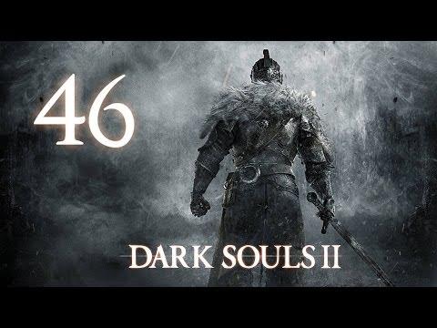 Dark Souls 2 [Цитадель Алдии.Скелет дракона,фантомы и контракты на убийства #46]