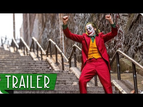 JOKER Finaler Trailer German Deutsch (2019)