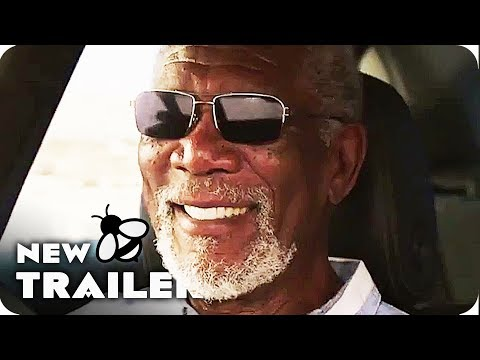 Just Getting Started Trailer (2017)  Morgan Freeman, Tommy Lee Jones Action Comedy Movie
