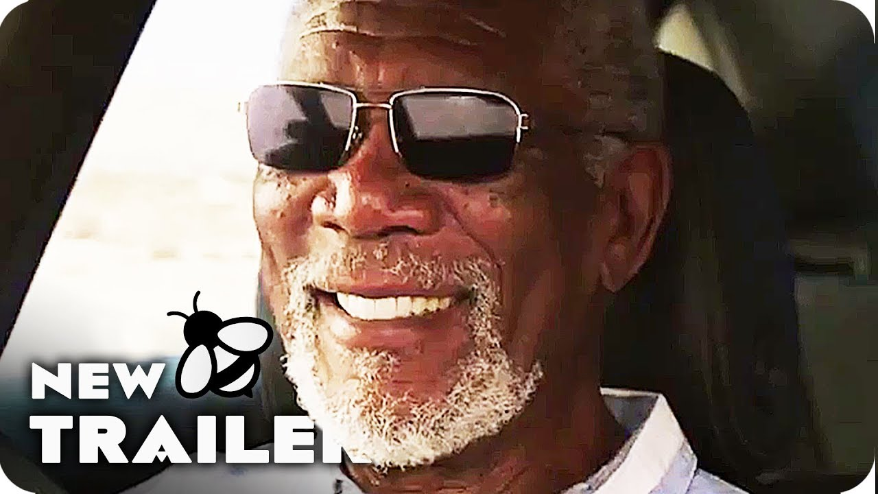 Morgan Freeman & Tommy Lee Jones are just 'Just Getting Started' in Ron Shelton's Action Comedy with a Legendary Ensemble Cast