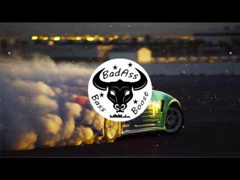 Major Lazer - Night Riders (ft. Travi$ Scott, 2 Chainz, Pusha T & Mad Cobra) [Bass Boosted]