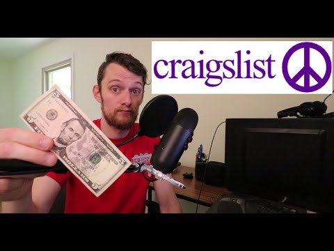 Craigslist Is Now Charging 5 per Car Classified and It39s Ruining the Platform