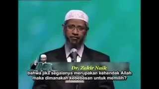 Penjelasan dari Dr.Zakir naik tentang takdir Video