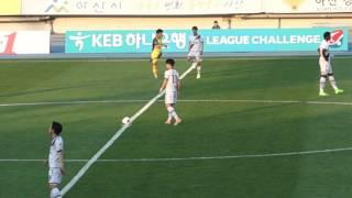 경남FC 무궁화축구단 전 정원진 선수