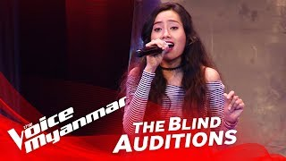 "Video The Voice Myanmar 2018 Blind Audition - Sandy: ""Mama Do"" MP3, 3GP, MP4, WEBM, AVI, FLV Februari 2018"