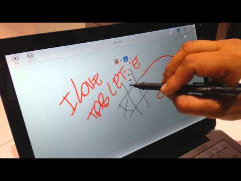 Sony VAIO Fit 13A - IFA 2013