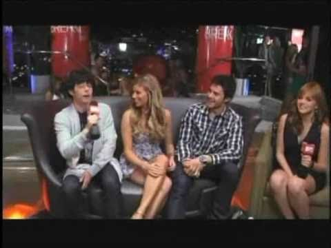 Paul, Amber & Jayson on MTV Spring Break