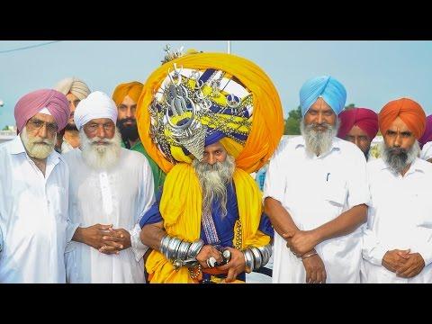 Dünyanın en uzun sarığı
