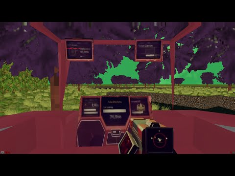 This guy basically recreated no-man's sky as a Doom mod... with nearly the same amount of content. It took him 3 weeks, and he hasn't even played No Man's Sky.