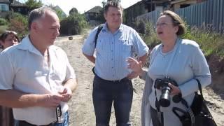 Экологическая катастрофа в Масловке: Мнение эксперта. 17.08.2013