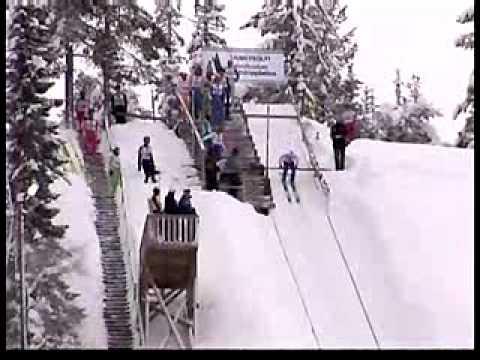 Matti Nykänen - najlepszy skoczek w historii tekijä: KrzysiuSkiiJump