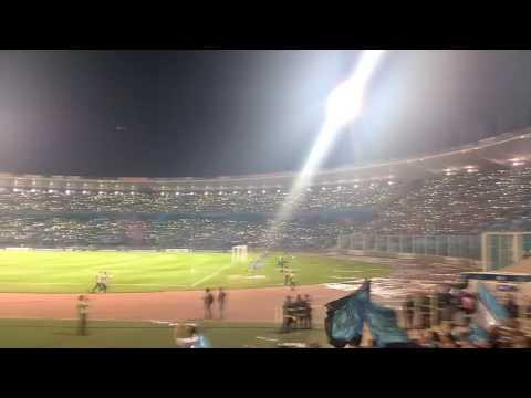 Belgrano - Coritiba Copa Sudamericana 2016. (Hinchada local) - Los Piratas Celestes de Alberdi - Belgrano