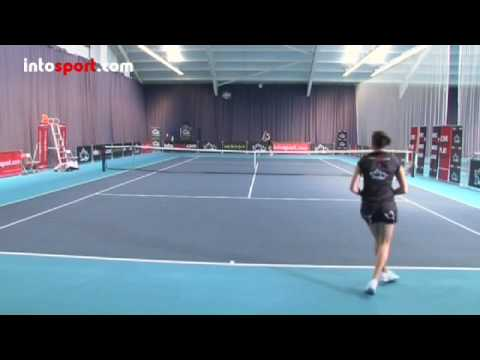 Advanced Tennis Forehand Drills