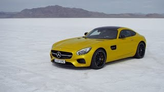 Mercedes-AMG GT Coupe - Promo Video 02