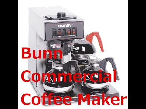 Bunn Commercial Coffee Maker | Honest Bunn Commercial Coffee Maker Review