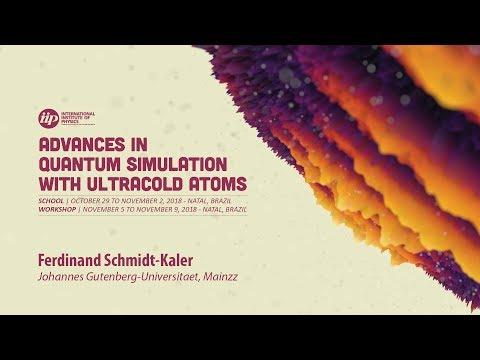 Trapped ion quantum technologies - Ferdinand Schmidt Kaler